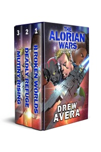The Alorian Wars Volume 1 3D Boxed Set NEW