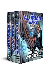 The Alorian Wars Volume 2 3D Boxed Set NEW
