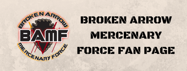 BROKEN ARROW MERCENARY FORCE FANCLUB-2